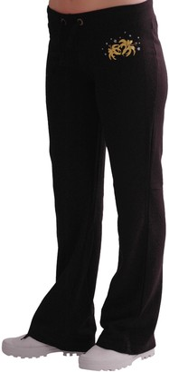 Eyecatch - Casual Graphic Ladies Joggers Jogging Tracksuit Bottoms | Small