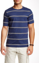 Burnside Short Sleeve Stripe Tee