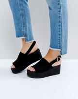 Asos TAVERN Wedge Sandals