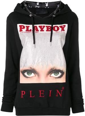 Philipp Plein x Playboy hoodie