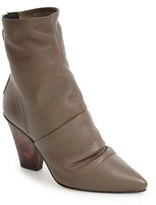 Topshop Women's Slightly Slouchy Pointy Toe Bootie
