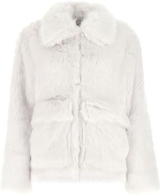Zadig & Voltaire Faux Fur Coat