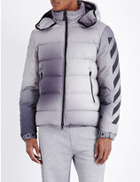 Moncler O quilted cotton jacket