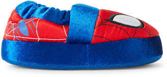 Spiderman Spider Man (Toddler Boys) Red & Blue Character Slippers
