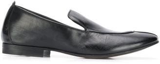 Henderson Baracco matte finish loafers
