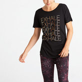 Lucy Graphic Final Rep Top- Exhale Exhale