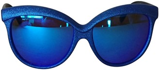 Italia Independent Blue Other Sunglasses