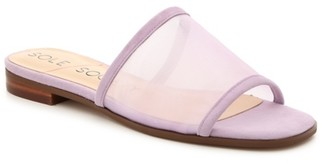 Sole Society Selindda Slide Sandal