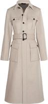 Joseph Mili felted wool-blend coat