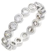 Judith Jack Women's Stackable Cubic Zirconia Bezel Ring