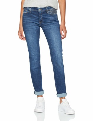 Cross Women's Anya P 489-123 Slim Jeans