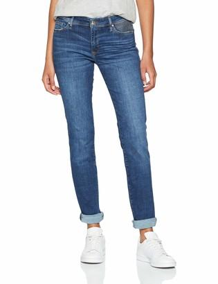 Cross Women's Anya P 489-165 Slim Jeans