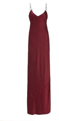 Nili Lotan Cami Silk Maxi Gown