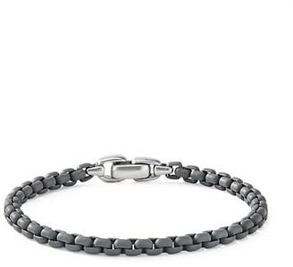 David Yurman Chain Box-Link Bracelet