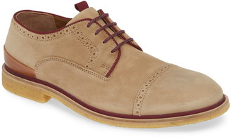 Johnston & Murphy Wagner Cap Toe Derby