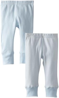 Kushies Baby Everyday Layette 2 Pack Pants Set