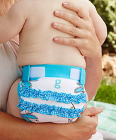 gDiapers Girly Twirly Blue gPants