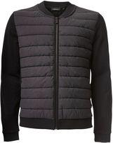 Calvin Klein Kardin French Terry Mix / Nylon Jacket