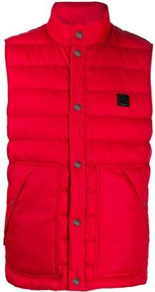 Woolrich Ripstop down vest