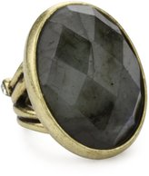 "Paige Novick Barcelona"" Faceted Labradorite Ring Size 6"