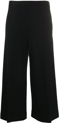 Vince Cropped Wide Leg Trousers