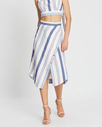 Lover Marrakech Midi Skirt