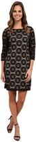 rsvp Sunshine A-Line Woven Lace Dress