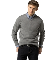 Tommy Hilfiger Classic V-Neck Sweater