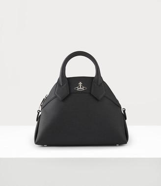 Vivienne Westwood Windsor Small Handbag Black