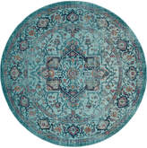 Safavieh Artisan 330 Indoor/Outdoor Persian Round Rug
