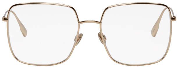 Christian Dior Gold Stellaire 01 Glasses