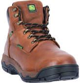 "John Deere Men's Boots 6"" Waterproof Aluminum Toe Lace Up 6974"