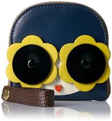 Orla Kiely Applique Face Coin Purse