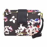 Liz Claiborne Double Top-Zip Crossbody Bag