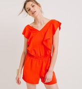 Promod Frilly short jumpsuit