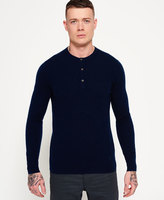 Superdry Leading Cashmere Grandad Sweater