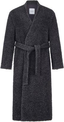 LE 17 SEPTEMBRE Le17 Septembre Oversized Wool-Blend Coat