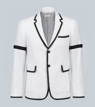 Thom Browne Exclusive to Mytheresa - single-breasted sport coat