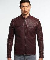 Superdry Racer Lite Leather Jacket