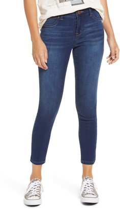 1822 Denim Butter Crop Jeggings