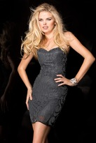 Scala 48606 Dress In Charcoal