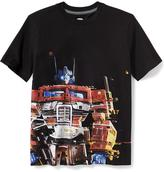 Old Navy Transformers Graphic Tee for Boys