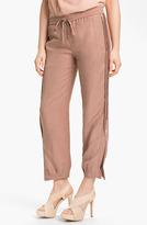 Diane von Furstenberg 'Kamaris' Sequin Tuxedo Stripe Pants