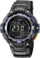 Casio Men's SGW-100-2BCF Twin Sensor Digital Display Quartz Watch
