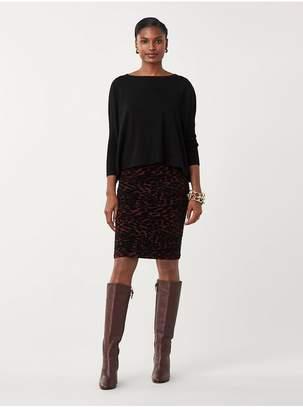 Diane von Furstenberg Taylin Merino Wool Sweater
