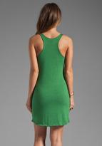 LnA Breaker Tank Dress