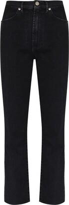 3x1 Claudia straight-leg jeans