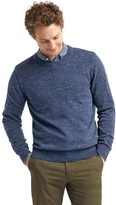 Gap Heathered crew sweater