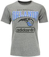 adidas Men's Orlando Magic Pointed Tri-Blend T-Shirt