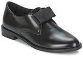 F-Troupe Bow Shoe Black